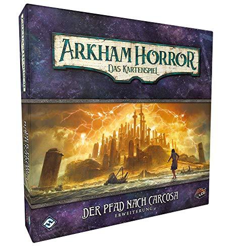 Arkham Horror - Das Kartenspiel LCG - Der Pfad nach Carcosa | Deutsch | Große Erweiterung-2