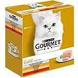 Purina Gourmet Gold Mousse comida para gatos Surtido 8 x 85 g