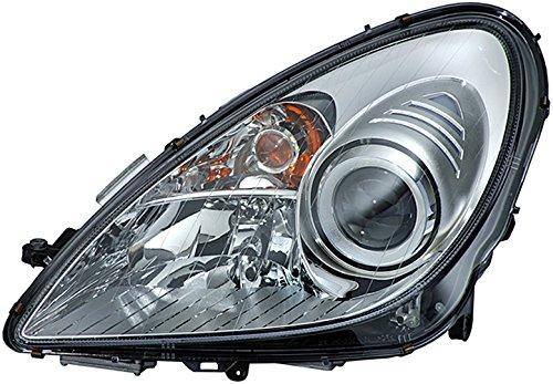 Hella Bi-Xenon koplampen Mercedes-Benz Slk-Klasse R171 bj. 03/04-02/11. Links halogeen.