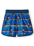 Infant Boys Disney Mickey Mouse Blue Swim Short Trunk - 3-6...