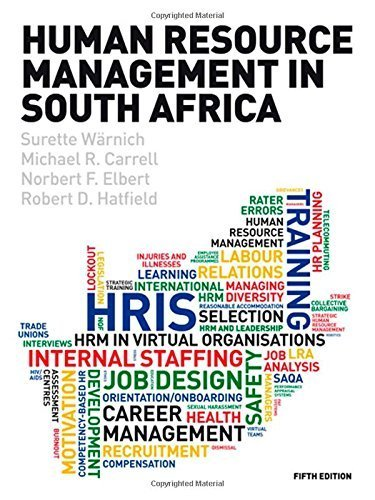 Human Resource Management in South Africa by Robert Hatfield (2014-09-11)