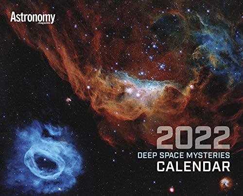 Deep Space Mysteries 2022 Calendar