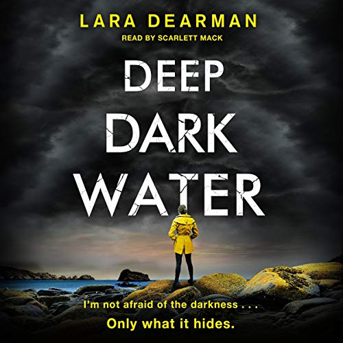 Deep Dark Water audiobook cover art