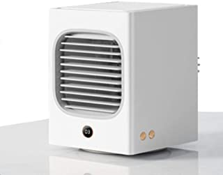 NOBRAND Aire Acondicionado RefrigeracióN Ventilador PequeñO Ventilador De RefrigeracióN De Agua DoméStico Ventilador EléCtrico Reductor De Temperatura PequeñO