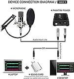 Zoom IMG-2 tonor microfono condensatore professionale studio