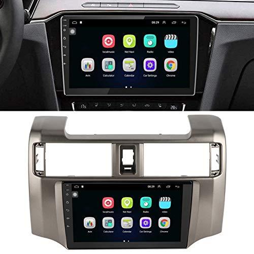 Car Navigator, Auto MP5 Player Car Multimedia Player Satisface mejor las necesidades de escuchar audio y ver videos para teléfonos móviles Android(WiFi version 1+16G, Pisa Leaning Tower Type)