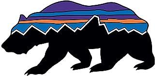 Patagonia Fitz Roy Bear Logo Vinyl Sticker/Decal Car Truck Window Decal Laptop Accessories (3