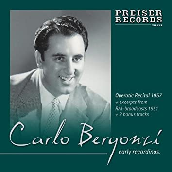 Early Recordings 1951-1960