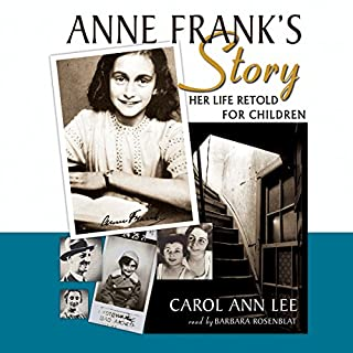 Anne Frank's Story cover art