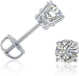 Best diamond stud earrings for toddlers Reviews
