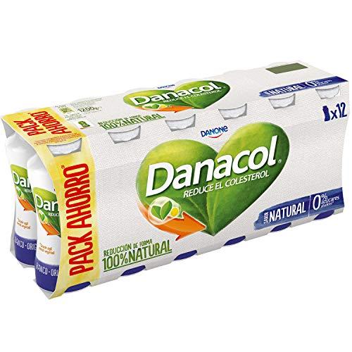 Danone Danacol - Paquete de 12 x 8.33 ml - Total: 100 ml