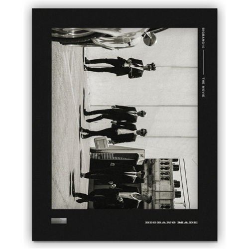 BIGBANG10 THE MOVIE BIGBANG MADE DVD FULL PACKAGE BOX 2DVD+1CD+Photo Book+other items