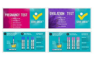 Care Check Combo Ovualtion and Pregnancy Test