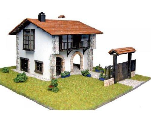 Maison en kit - Country collection : Maison comillas avec portail