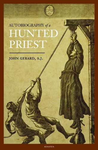 Autobiography of a Hunted Priest (English Edition)