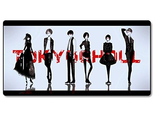 CoolChange großes Tokyo Ghoul Gaming Mauspad, XXL Manga Tischauflage