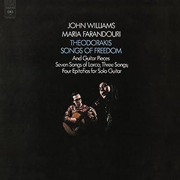 John Williams Plays Theodorakis  - Songs of Freedom