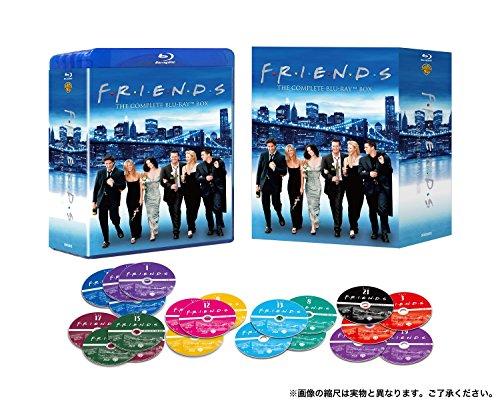 フレンズ シーズン1-10 全巻セット(21枚組) [Blu-ray]
