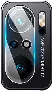 لهاتف تشاومي بوكو اف 3لاصقة حماية سيراميك شفافة للكاميرا ضد الصدمات بسمك 0.23 مم