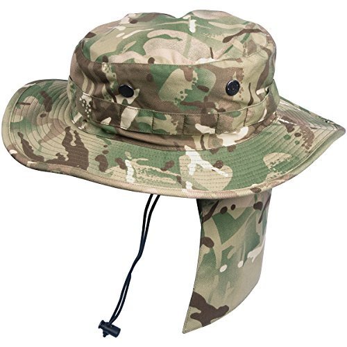 Helikon PCS Boonie Hat Policotton Twill MP Camo Taille S (7 ou 55)