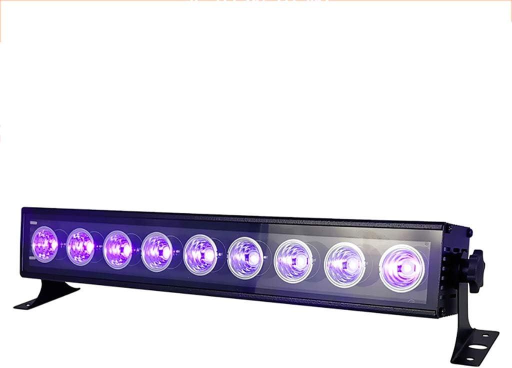 luz de Escenario Barra de luz UV LED de 9.5W con Control ...