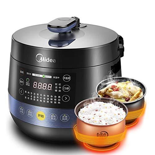 Multi-cuiseur électrique, cuiseur à riz intelligent 5L / 1000W-Cooker