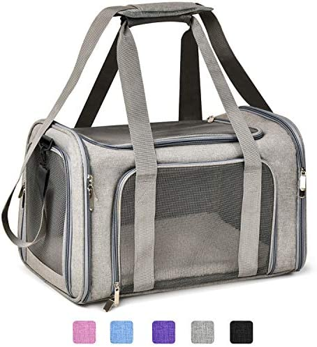 Henkelion Large Cat Carriers Dog Carrier Pet Carrier for Large Cats Dogs Puppies up to 25Lbs product image