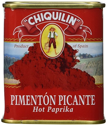 Chiquilin Hot Paprika, 2.64 oz