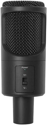 KAIFH Microfono Rete di Computer Portatile Karaoke Microfono Microfono A Condensatore Microfono Microfono Staffa Gioco Microfono Vocale Registrazione dal Vivo Casa PS4 Microfono - Trova i prezzi più bassi