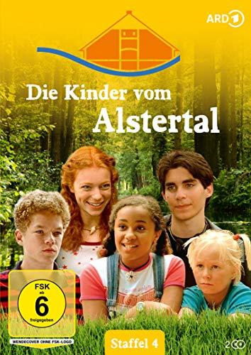 Die Kinder vom Alstertal - Staffel 4 [2 DVDs]