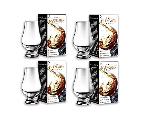 Glencairn Glass Whiskyglas Set of Four