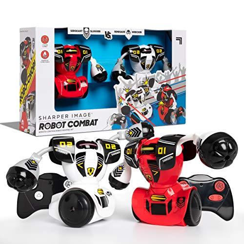 Sharper Image Remote Control Robot Multiplayer Combat Set,...