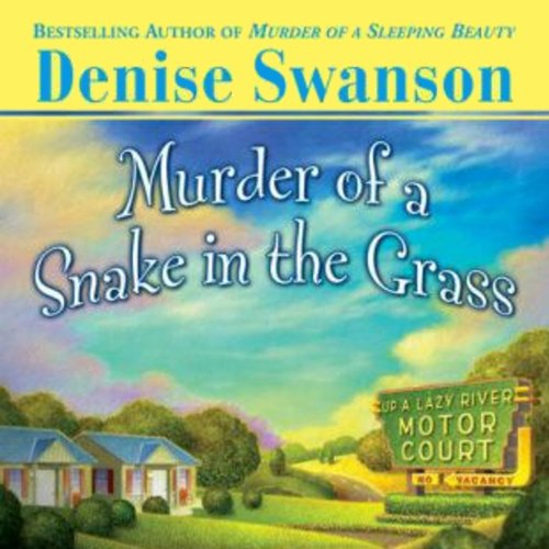Murder of a Snake in the Grass cover art