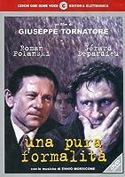 Una Pura Formalita' (Edizione Con Commento) [Italian Edition]