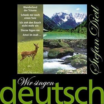 Wir Singen Deutsch - Immer Auf Sieg