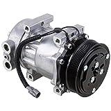 AC Compressor & A/C Clutch For Jeep Wrangler TJ...