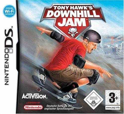 Activision Tony Hawk's Downhill Jam Nintendo DS - Juego (ENG)