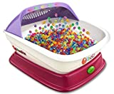 Orbeez Soothing Spa - Luxury Foot Massager with Heat and Soak Tub Playset with Warm & Vibrating Squishy Rainbow Water Beads & LED Lights - Bath & Home Pedicure Bowl Kit for Kids - Toys for Girls