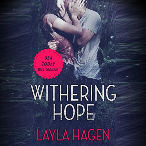 Withering Hope audiobook cover art