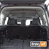 Travall Guard Griglia di Protezione Compatibili con Land Rover Discovery 3 e 4 (2004-2016) TDG1509 – Griglia Divisoria Specifica in Acciaio Dolce