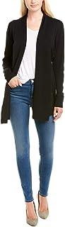ANNE KLEIN Women's Shawl Collar TIE Waist Cardigan, Anne