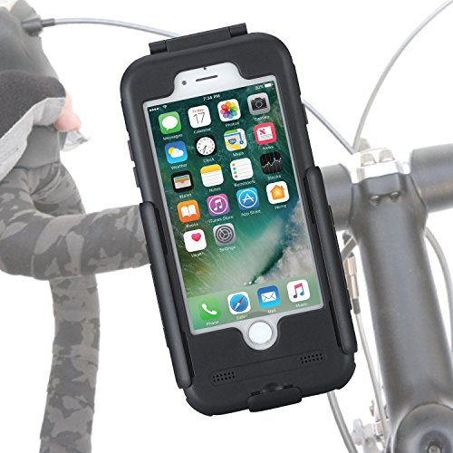 TiGRA Sport バイク スマホ ホルダー 防水 スマホスタンド iPhone8 iPhone7 Plus BikeConsole【国内正規品 ...