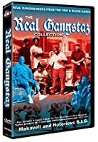 Real Gangztaz [DVD]