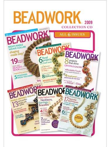 2009 Beadwork Magazine Collection CD