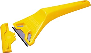 Stanley 170 mm Window Scraper 0-28-590, Yellow