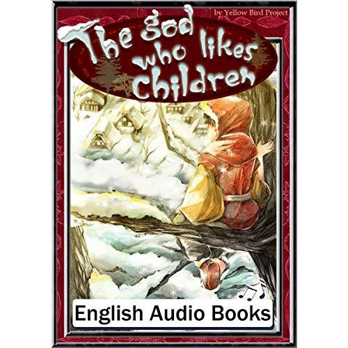 『The god who likes children(子どもの好きな神様・英語版)』のカバーアート
