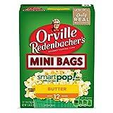 Orville Redenbacher's SmartPop Butter Microwave Popcorn,13.96 Oz, Pack of 6
