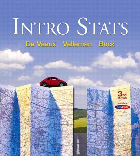 Intro Stats Value Pack (includes Statistics Study  for the DeVeaux/Velleman/Bock Series & MyMathLab/MyStatLab Student Ac