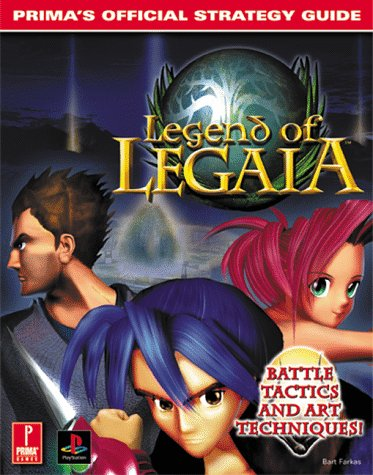 Legend of Legaia: Strategy Guide (Official Strategy Guide)