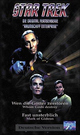 Star Trek - Raumschiff Enterprise 37: Wen die Götter zerstören/Fast unsterblich